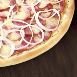 pizza calabresa brasiliana
