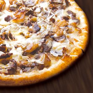 pizza carne seca brasiliana