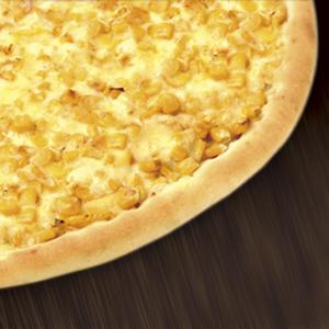pizza milho brasiliana