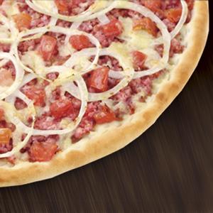 pizza mortadela brasiliana