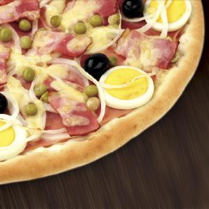 pizza portuguesa brasiliana