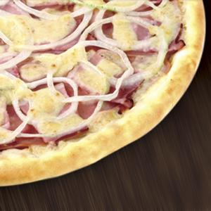 pizza presunto bacon brasiliana