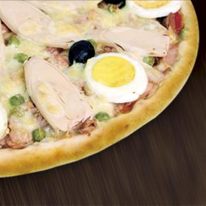 pizza primavera brasiliana